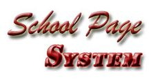 School Page System